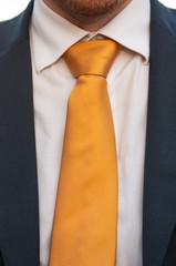 particolare cravatta