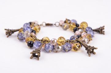 bracelet made of stones