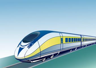 Hızlı tren  2