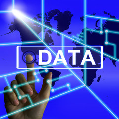 Data Screen Infers an International or Worldwide Database