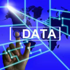 Data Screen Infers an International or Worldwide Database