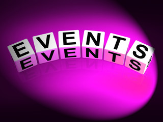Events Dice Represent Functions Experiences and Occurrences