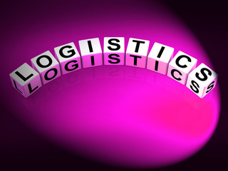 Logistics Dice Show Logistical Strategies and Plans