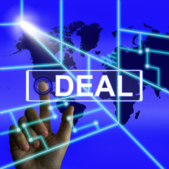 Deal Screen Refers to Worldwide or International Agreement