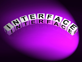 Interface Dice Represent Integrating Networking and Interfacing
