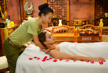 Chinese massage