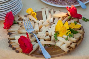 piatto formaggio