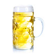 canvas print picture - Mass Bier