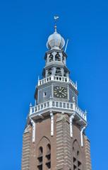 protestant Saint Jacob church in Vlissingen