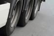 Truck's wheels