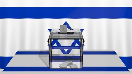 Israeli elections - 001