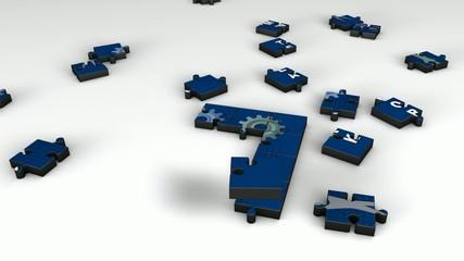 puzzle teamwork