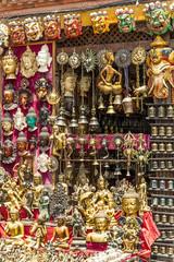 Nepalese giftshop