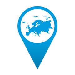 Icono localizacion Europa