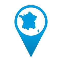 Icono localizacion Francia