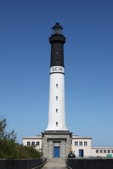 l'île de sein,bretagne,phare de goulenez