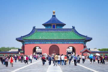 Temple of Heaven Danbi Bridge