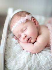 retrato bebe recién nacido