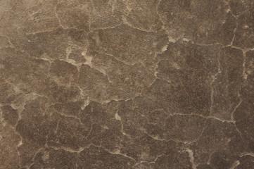 Hintergrund Verputz mit Baumangel