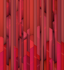 abstract pink red backdrop