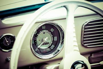 Tacho 60er Jahre bis 120 km/h