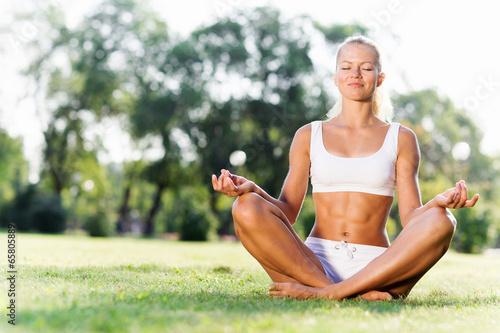 Yoga practice - 65805889