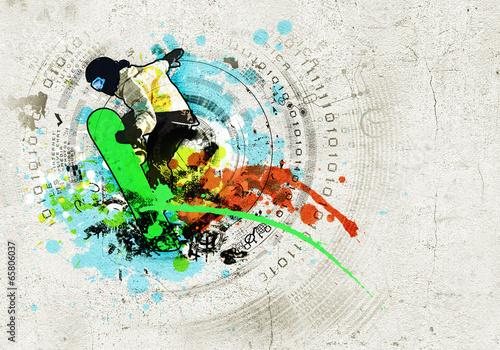Graffiti image - 65806037