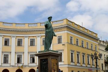 Monument To Rishelie Duke, Odessa