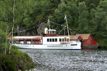 Loch Katrine, Walter Scott Steam Ship