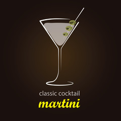 Martini - Classic Cocktail