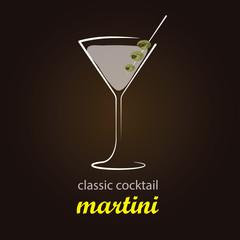 Martini - Classic Cocktail