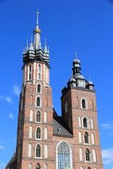 Krakow - St Mary Basilica