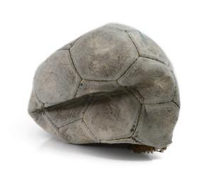 Broken football