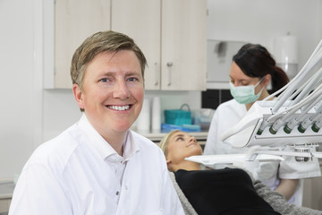 Smiling Dentist