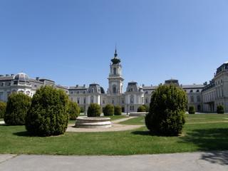 Festetics Palace in Keszthely (Balaton area), Hungary