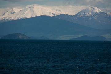 Lake Taupo & Volcano