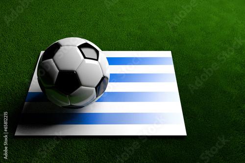 Poster Fussball Argentinien