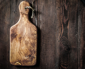 Vintage cutting board