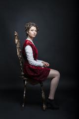 Neo-Victorian model