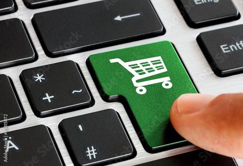 Einkaufen online - 65815072