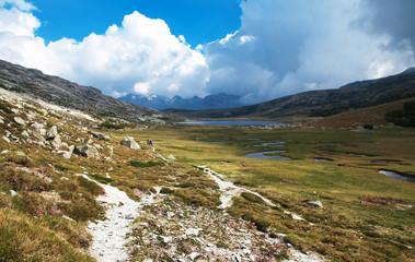 Wanderung zum Lac de Nino