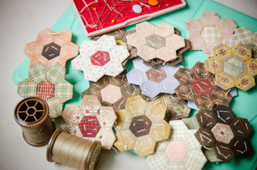 Tailoring Hobby Accessories. Sewing Craft Kit