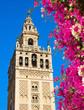 Bell tower Giralda, Seville, Spain