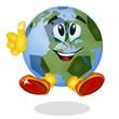 il mondo nel pallone