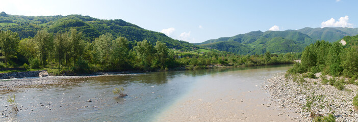 The River Trebbia