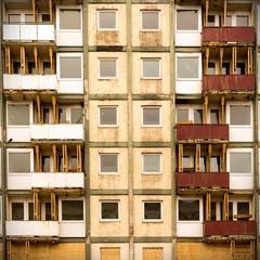 Abrißhaus 60er