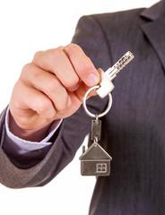 Wohnungs-/Haustürschlüssel