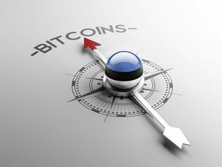 Estonia  Bitcoin Concept