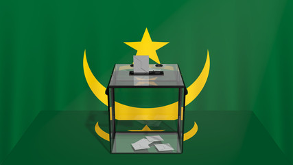 Mauritanian elections - 001