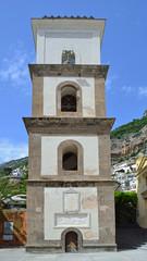 Campanile Chiesa S.M. Assunta in Positano